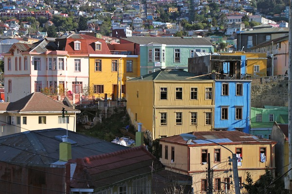 Valparaiso: Shake, Rattle and Rebuild