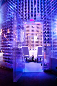 Aquaknox Wine Tower
