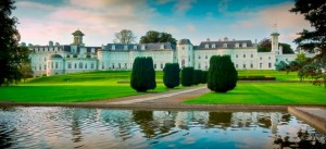 A little Downton outside of Dublin, the K Club Georgian estate would make a fine setting for a wedding. (Courtesy of K Club)
