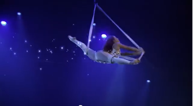 Lucy in the Sky with Diamonds from The Beatles LOVE, Cirque du Soleil