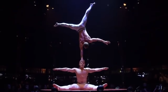 A Review: Psst! Feelthy Acrobats — Absinthe in Las Vegas