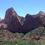Hanging Valley, Kolob Canyons, Zion National Park
