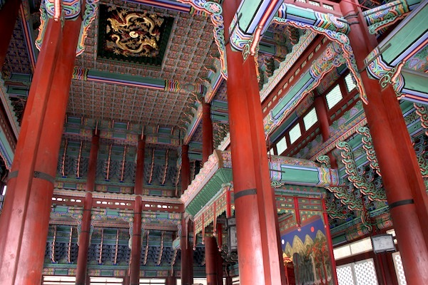 Seoul: Palace Hopping