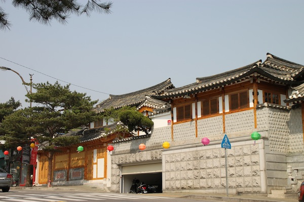 Seoul: Traditional Architecture