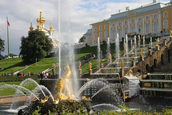 St. Petersburg Palaces