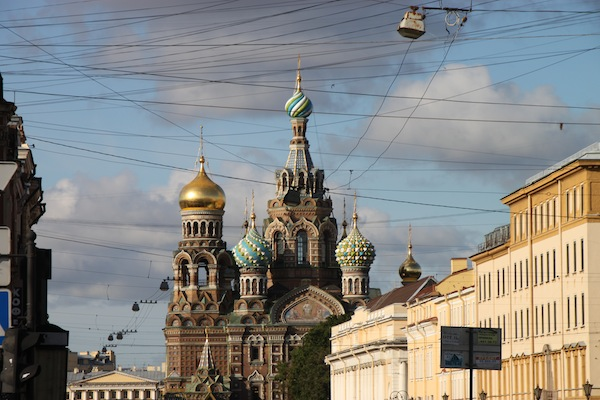 St. Petersburg Churches