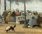 Eugene Boudin at MuMa