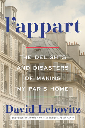L'Appart by David Lebovitz: A Book Review